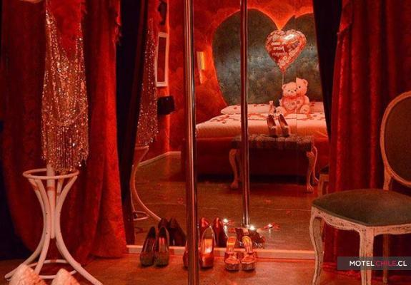 Habitaciones del Ocho Art Hotel | http://www.motelchile.cl/