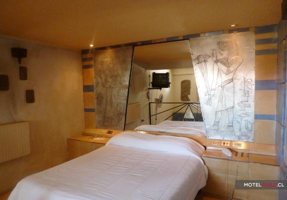 Habitaciones del Montavord | http://www.motelchile.cl/